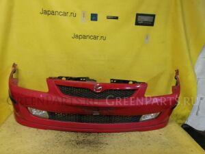 Бампер на Mazda Familia S-wagon BJ5W F01400242/3