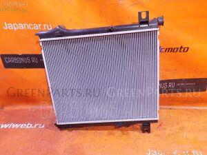 Радиатор двигателя на <em>Dodge</em> <em>Nitro</em> 3.7