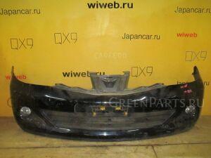 Бампер на Nissan Tiida C11 F0303B