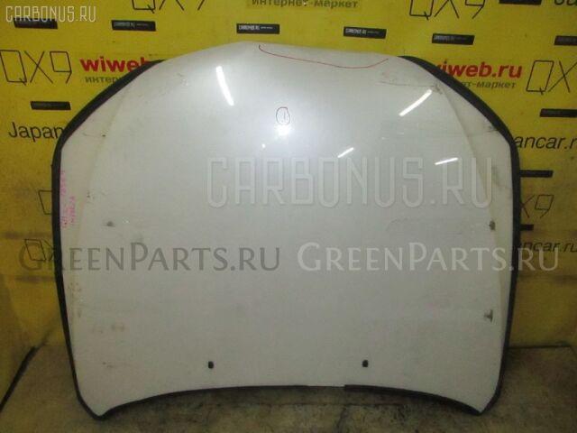 Капот на Subaru Impreza Wagon GH2