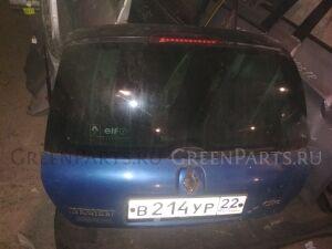 Дверь багажника на Renault Clio BB05, BB07, BB08, BB0A, BB0C, BB0D, BB0F, BB0H, BB