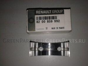 Вкладыш коренной на Renault 9