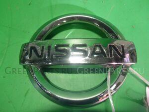 Эмблема на Nissan Qashqai