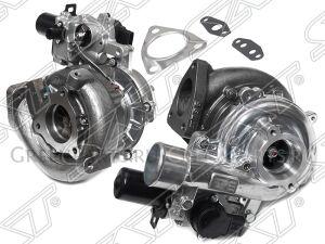 Турбина на Toyota Land Cruiser KDJ120, KDJ150, KDJ125, KDJ155 1KD-FTV