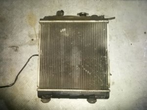 Радиатор на Suzuki Alto