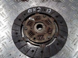 Диск сцепления на Renault 19