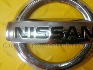Эмблема на Nissan Murano (Z51)
