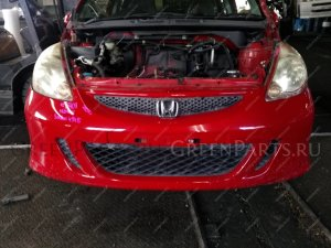 Ноускат на Honda Fit GD1 L13A R81