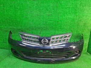 Бампер на Nissan Tiida C11