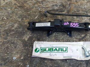 Домкрат на Subaru Impreza WRX GGA EJ205